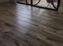 Ceramic Tile floors cleaned by Majestic Marble Care